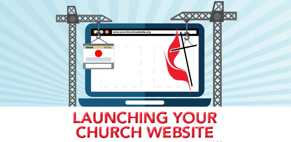 Launching Your Church Website